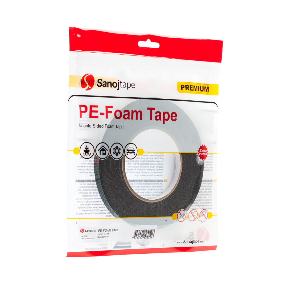 mounting-tape-automotive-pe-foam-9mm-x-10m
